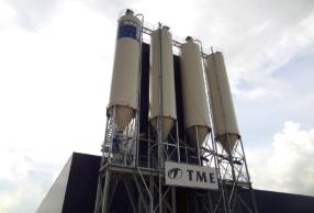 Betoncentrales / betonindustrie