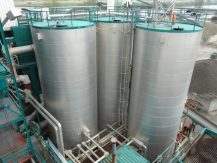 Bitumenpark Asfaltindustrie