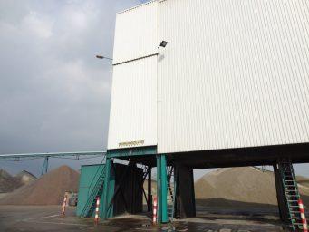 Longstore silo