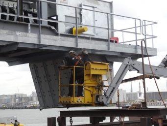 Montage bulkhandlingsysteem