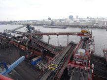 Transportbandsystemen tot 6000 ton/uur