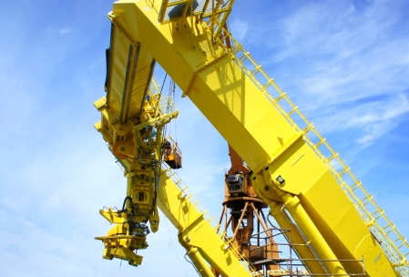 Boskalis Swinging Beam