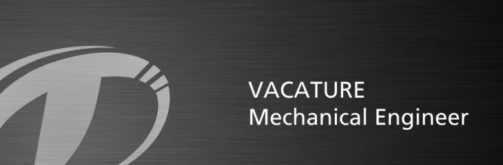 Vacature Mechanical Engineer
